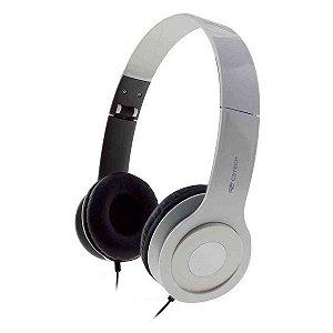 Headset dobrável C3Tech PH-100WH