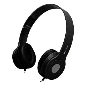 Headset dobrável C3Tech PH-100BK
