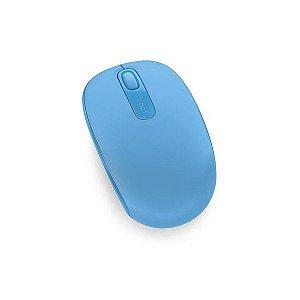Mouse wireless USB Microsoft Mobile 1850 azul claro (U7Z-00055)
