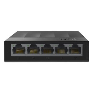 Switch Ethernet 5 portas Gigabit TP-Link LS1005G