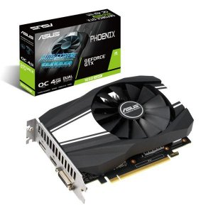 Placa de vídeo PCI-E Asus nVIDIA GeForce GTX 1650 4 Gb GDDR6 128 Bits (PH-GTX1650S-O4G)