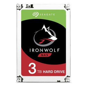 Hard disk 3 Tb Seagate IronWolf NAS