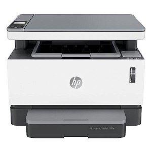 Impressora multifuncional wireless laser monocromática HP Neverstop MFP 1200W (4RY26A)