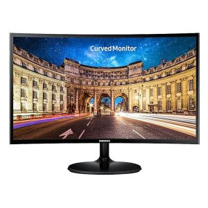 Monitor LED Samsung Curved CF390 27.0""