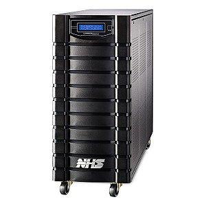 Nobreak NHS Laser Ext senoidal 3300VA 3x36Ah Entrada Bivolt/Saída 120V (91.D0.033300)