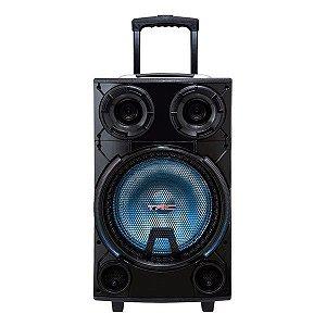 Caixa de som amplificada Bluetooth TRC TRC736