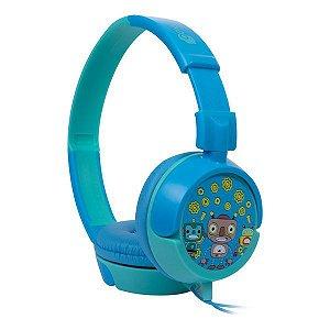 Fones de ouvido infantil oex Robôs HP305