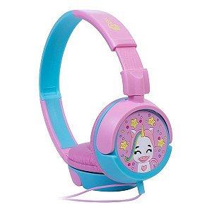 Fones de ouvido infantil oex Unicórnio HP304
