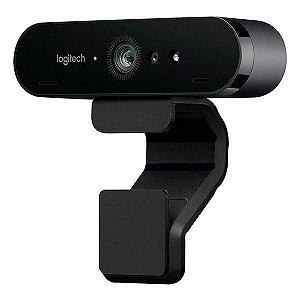 Webcam 4K 2160p Logitech Brio Pro (960-001105)