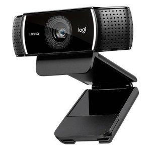 Webcam Full HD 1080p Logitech C922 Pro Stream (960-001087)