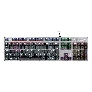 Teclado gamer mecânico USB Fortrek Black Hawk (70548)