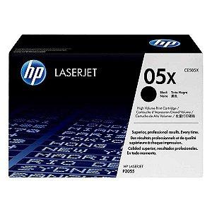 Toner HP 05X preto (CE505X)