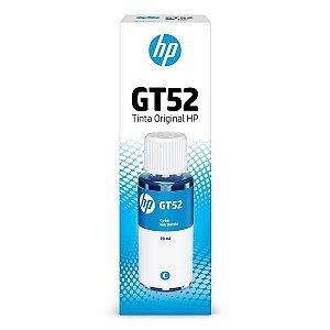Garrafa de tinta HP GT52 ciano 70 ml (M0H54AL)