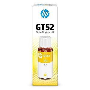 Garrafa de tinta HP GT52 amarelo 70 ml (M0H56AL)