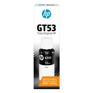 Garrafa de tinta HP GT53 preto 90 ml (1VV22AL)