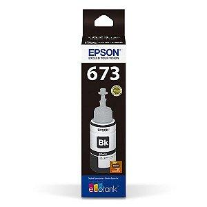 Garrafa de tinta Epson T673120-AL preto 70 ml