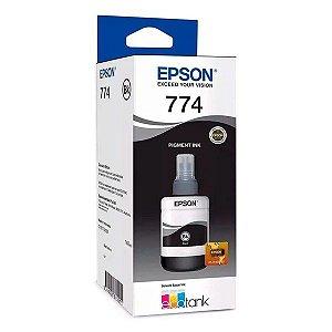 Garrafa de tinta Epson T774120-AL preto 140 ml