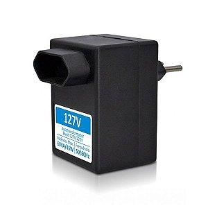 Autotransformador bivolt Emplac F30051 60VA 220V para 127V