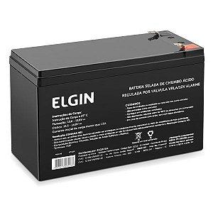 Bateria selada de Chumbo para CFTV 12V Elgin