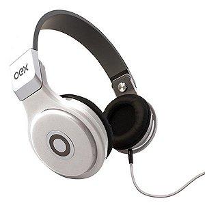 Headset oex Groove HP102 branco (48.0102)