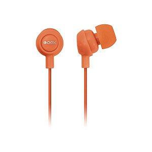 Fones de ouvido oex FN100 laranja (48.5849)