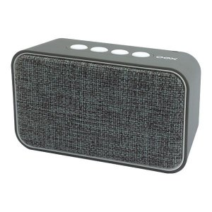 Caixa de som Bluetooth oex Weave SK407 cinza (48.7108)