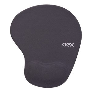 Mouse pad gel oex Confort MP200 chumbo (48.7183)