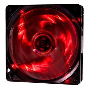 Cooler para gabinete oex F10 vermelho (48.7228)