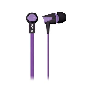 Headset oex Colorhit FN203 roxo/preto (51.4204)