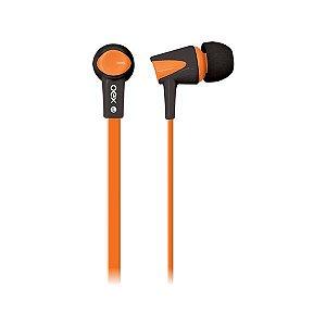 Headset oex Colorhit FN203 laranja/preto (51.4205)