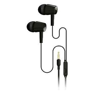 Headset intra auricular C3Plus EP-01BKX