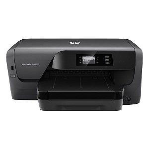 Impressora wireless jato de tinta HP OfficeJet Pro 8210 (D9L63)