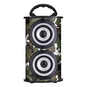Caixa de som Bluetooth TRC TRC218D