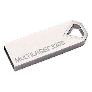Pen drive 32 Gb Multilaser Diamond PD851