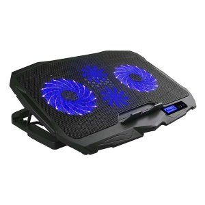 Base para notebook USB Multilaser Warrior Ingvar gamer AC332 17""