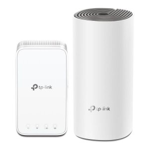 Roteador wireless Mesh AC1200 1167 Mbps TP-Link Deco E3 (2 Pack)