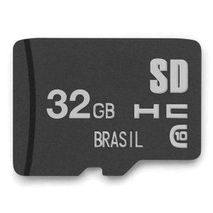 Cartão de memória Class10 Micro SD 32 Gb Multilaser MC145
