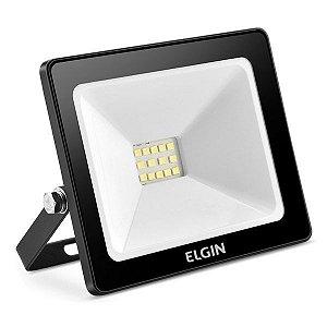 Refletor Power LED 10W Bivolt 6500K Elgin (48RPLED10G00)