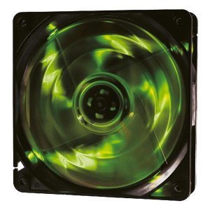 Cooler para gabinete oex F10 verde (48.7324)