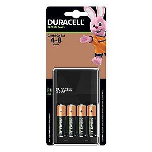 Carregador de pilhas AA/AAA Duracell CEF14BR4 (72500)