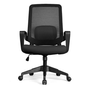 Cadeira de escritório DT3 Office Verana preta (12071-1)