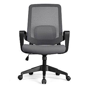 Cadeira de escritório DT3 Office Verana cinza (12072-2)