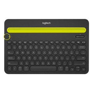 Teclado Bluetooth multi-device Logitech K480 (920-006348)