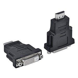 Adaptador DVI 24+1 F x HDMI M Vinik ADVIF-H (23575)