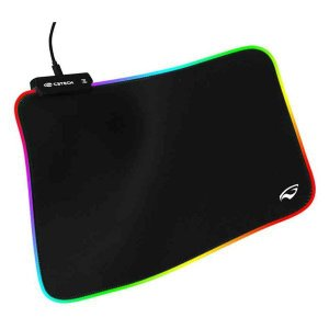 Mouse pad gamer C3Tech MP-G2100BK LED RGB