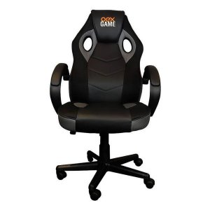 Cadeira gamer oex CG200 preta/cinza (65.0007)