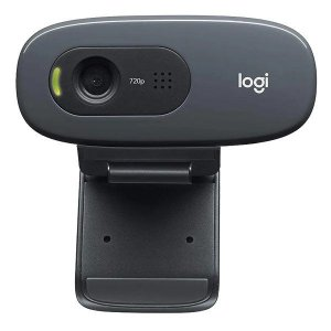 Webcam HD 720p Logitech C270 (960-000694)