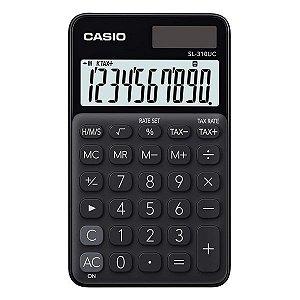 Calculadora de bolso 10 dígitos Casio SL-310UC (69580)