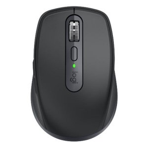 Mouse wireless/Bluetooth Logitech MX Anywhere 3 preto (910-005992)
