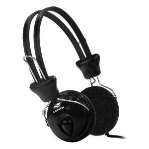 Headset C3Tech Tricerix PH-80BK